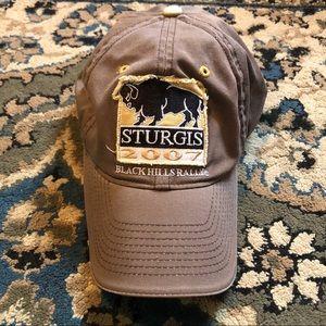 Sturgis 2007 Black Hills Rally Baseball Hat OS